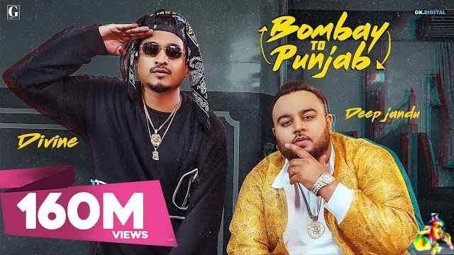 Bombay To Punjab Lyrics - Deep Jandu & Divine