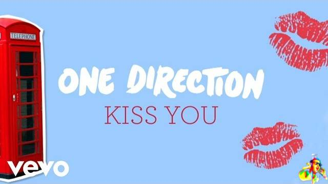 Kiss You Lyrics - One Direction
