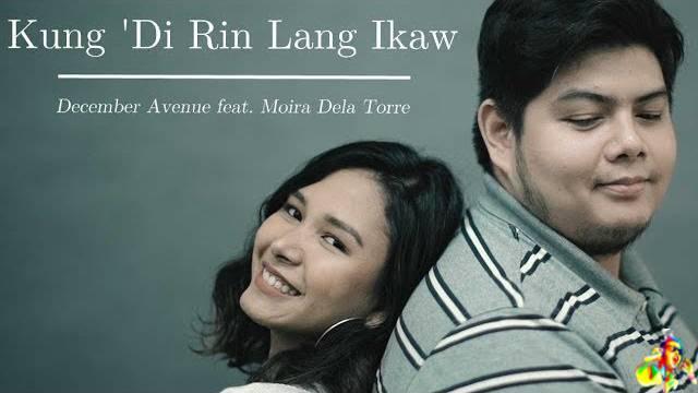 Kung Di Rin Lang Ikaw Lyrics - December Avenue