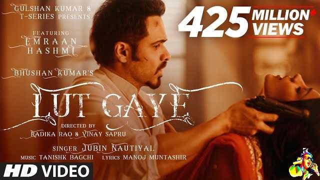 Lut Gaye Lyrics - Jubin Nautiyal