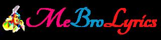 MeBroLyrics Logo