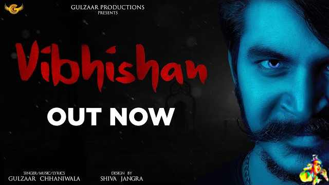 Vibhishan Lyrics - Gulzaar Chhaniwala
